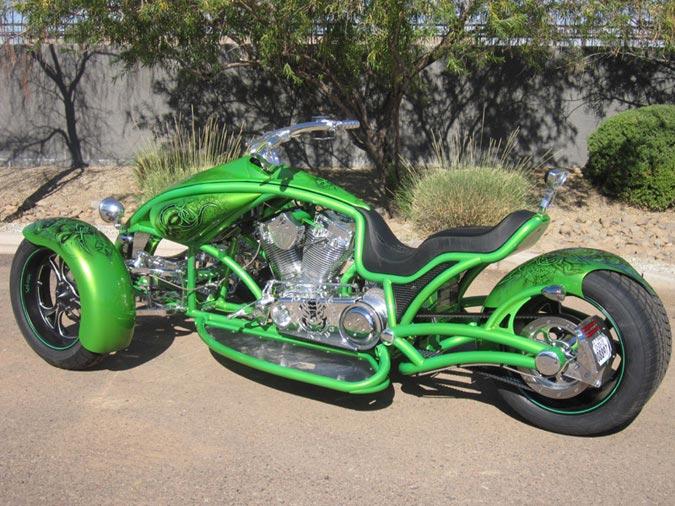 Гибридный мотоцикл своими руками 22